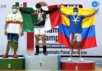 Representante de Colima gana para México Campeonato Panamericano de Pesas Sub17