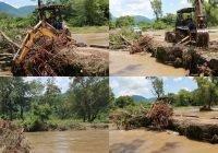 El gobierno de ixtlahuacan continua atendiendo afectaciones del huracán Nora