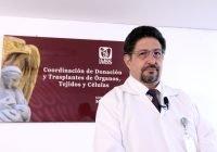 IMSS, pionero en la formación y capacitación de personal médico y enfermería en materia de trasplantes
