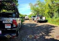 ¡Manzanillo violento! Entre la maleza localizan a un ejecutado en Campos