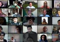 Grupo de egresados entrega becas a estudiantes de Telemática