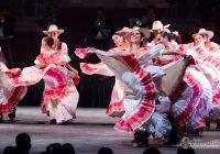 Participa Ballet Folklórico en Muestra Nacional de Danza