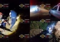 Mujer muere sepultada al desgajarse un cerro de la carretera VdeA. Álvarez – Minatitlán