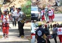 Ya son dos las mujeres fallecidas tras el derrumbe de un cerro en la carretera VdA- Minatitlán