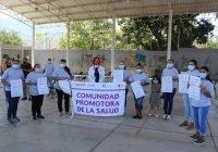 Trabajan en mejorar entornos  saludables en cinco municipios