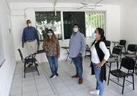 Verifican instalaciones universitarias para preparar regreso presencial