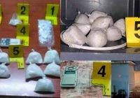 En cateo, Fiscalía asegura cerca de un kilo de narcótico
