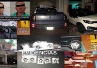 Fiscalía de Colima Detiene a dos masculinos por delito contra la salud