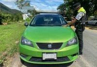 En distintos puntos carreteros de Colima, GN asegura 34 vehículos y detiene a 15 personas