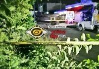 Tenía 20 años sicario abatido en el ataque mortal a Director del Cereso de Colima y su escolta