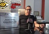 Coquimatlán está mucho mejor que hace tres años: Lupe Benavides
