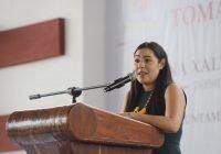 Indira Vizcaíno propone trabajo coordinado con todas las alcaldías