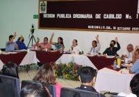 Aprueba Cabildo de Manzanillo a funcionarios de primer nivel del ayuntamiento para la administración 2021-2024