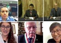 Inician trabajos del XXIV Congreso Nacional de Geografía Colima 2020