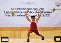 Este fin de semana, realizarán Torneo de Levantamiento Pesas en Auditorio de la Unidad Morelos