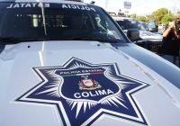 Policía estatal asegura armas cortas y 453 gramos de marihuana