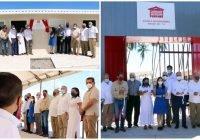 ¡ Nissan Rancagua cumple ! dona dos escuelas primarias; una en Tecomán y otra en VdeA