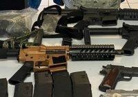 Guardia Nacional decomisa arsenal en aduana de Chihuahua